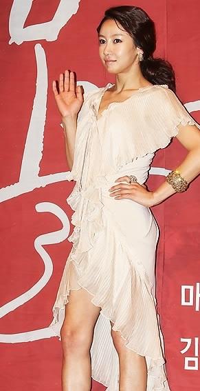 Min-seo Chae Nude Photos 19
