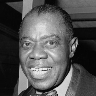 "a biography of louis armstrong ""louis armstrong is jazz he represents what the music is all about"" — wynton marsalis from a new orleans boys' home to hollywood, carnegie hall, and."