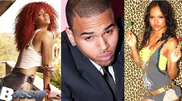 are rihanna and chris brown currently dating