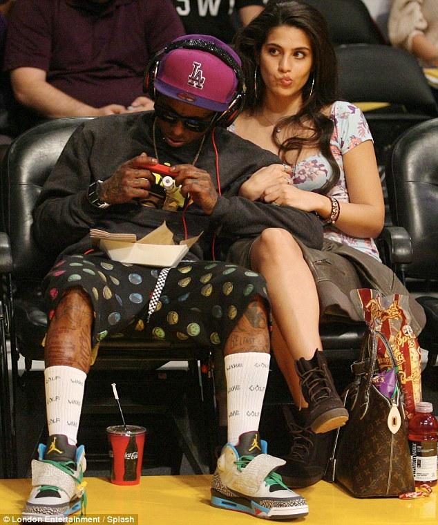 Lil Wayne's Girlfriend Dhea