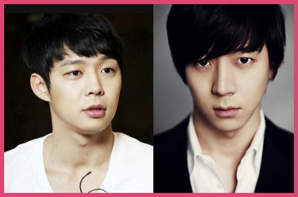 yoochun jyj and park yoohwan father died yunho changmin