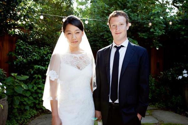 Mark Zuckerberg Facebook Billionaire Married UCSF Medical