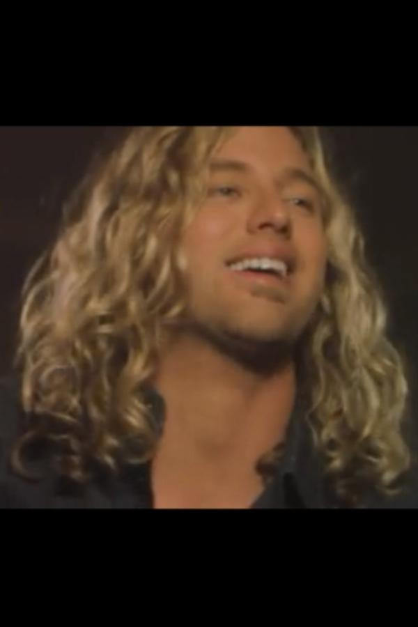 CASEY JAMES BEFORE HAIR CUT