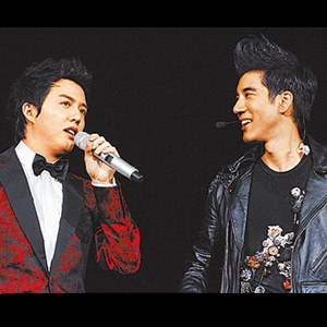 Li Yundi and Lee Hom 1