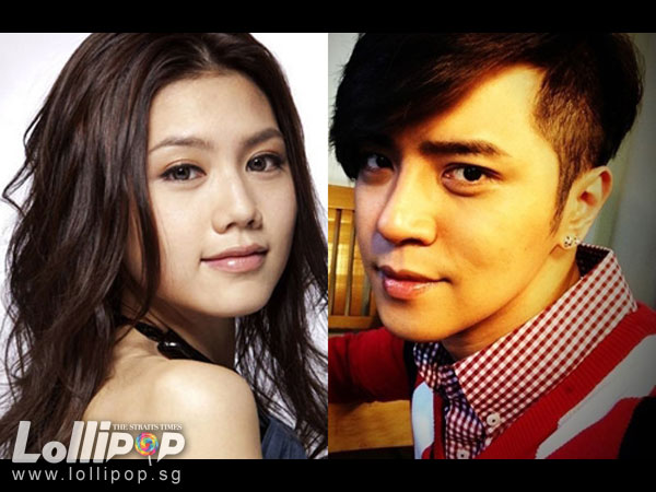Chrissie Chau and Show Luo