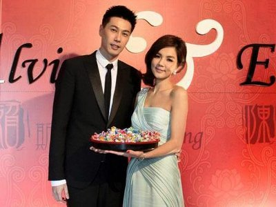 Ella Chen and Alvin Lai Chinese New Year