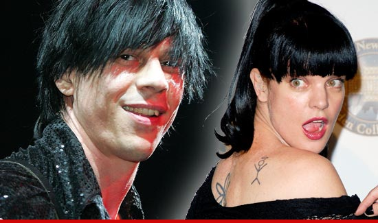 Pauley Perrette and Ex Husband Francis