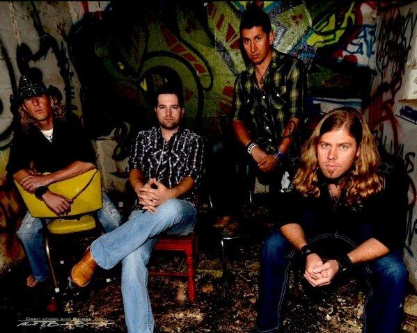Matt Kimbrow Band 1