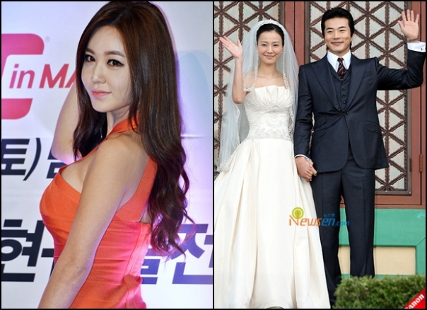 Kwon Sang Woo and Kang Ye Bin and Son Tae Young